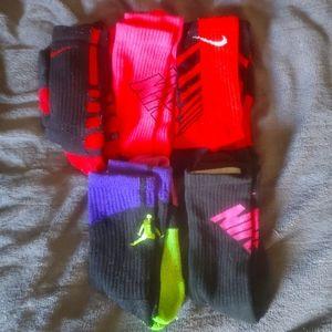 Nike/Nike elite/Jordan socks  21-002